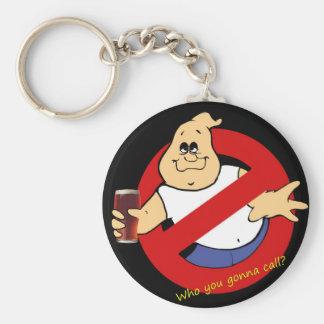 Beerbusters Keychain