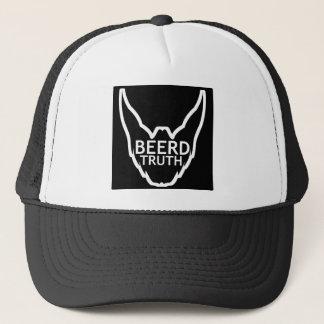 BEERD TRUTH T-SHIRT (size L men's) Trucker Hat