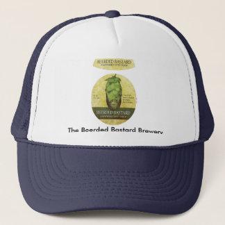 Beerded Bastard Brewery Trucker hat