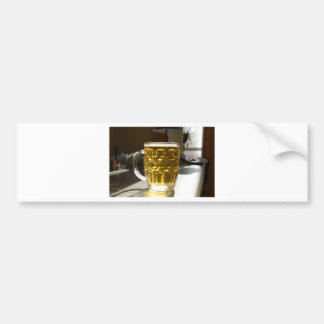 beerglow.JPG Bumper Sticker