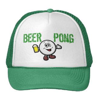 beerpong, Beer, pong Trucker Hat