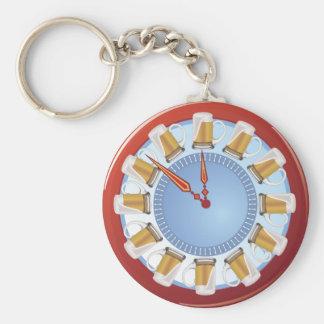 BEERS O' Clock Keychain