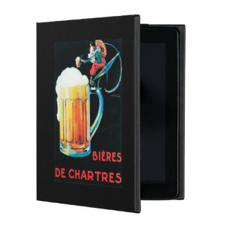 Beers of Chartres Promotional Poster iPad Folio Case