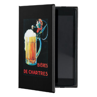 Beers of Chartres Promotional Poster iPad Mini Cover