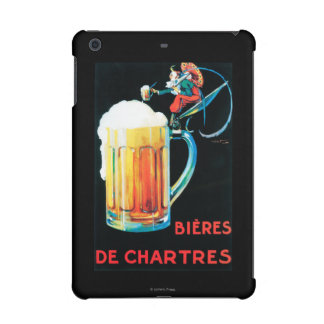 Beers of Chartres Promotional Poster iPad Mini Retina Case