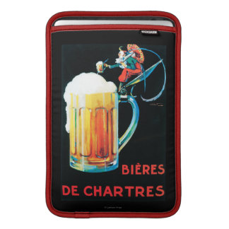 Beers of Chartres Promotional Poster MacBook Air Sleeves