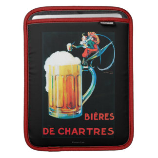 Beers of Chartres Promotional Poster iPad Sleeves
