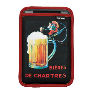 Beers of Chartres Promotional Poster Sleeve For iPad Mini
