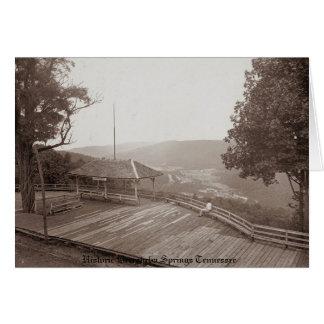 Beersheba Springs Tennessee Card