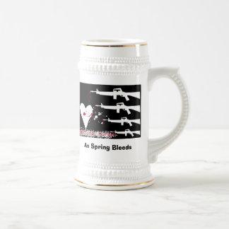 ¡beerstein!!! jarra de cerveza