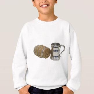 BeerSteinBarrel082609 Sweatshirt