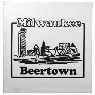 Beertown Servilletas De Papel