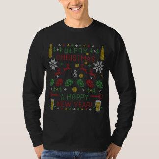 Beery Christmas Beer Ugly Christmas Sweater
