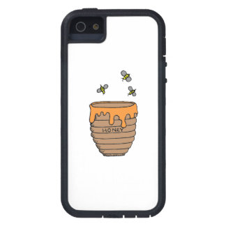 Bees And Honey Case For iPhone SE/5/5s