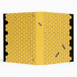 Bees And Honeycomb binder