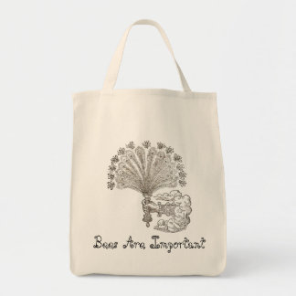 Bees Are Important bag