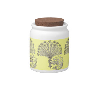 Bees Are Important candy jar