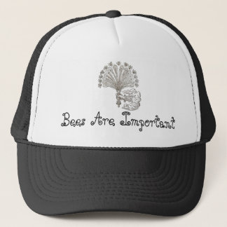 Bees Are Important Trucker Hat