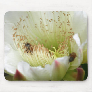 Bees At Work Mouse Pad
