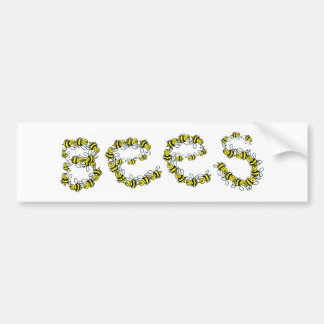 Bees Bumper Stickers