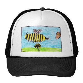 Bees Buzzing Trucker Hat