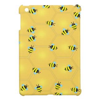 Bees Buzzing iPad Mini Cover