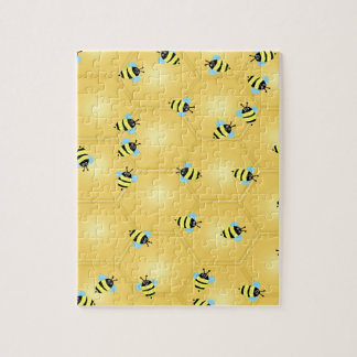 Bees Buzzing Puzzle