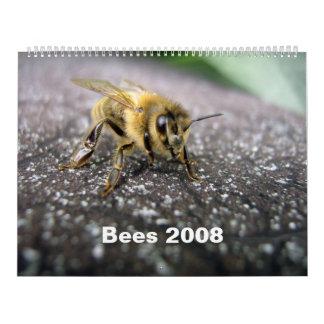 Bees Calendar
