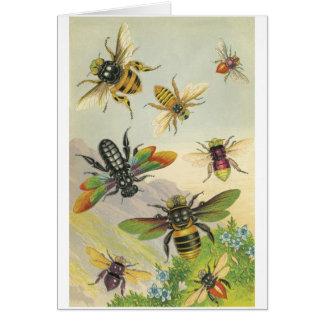 Bees Card