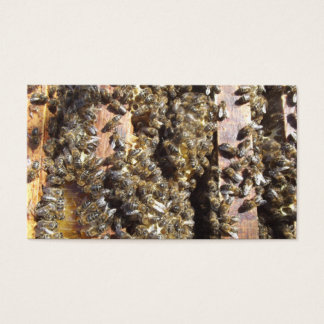 Bees   Card De Visita