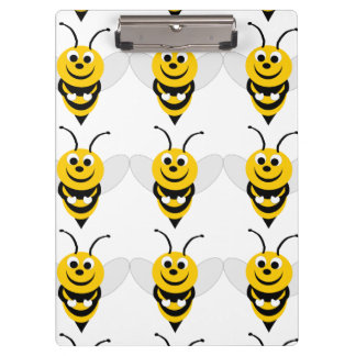 Bees Clipboard