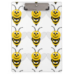 Bees Clipboards