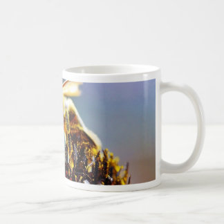 Bees Collecting Pollen Coffee Mug