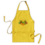 Bees & Flowers Apron