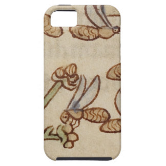 Bees from a Medieval Manuscript iPhone SE/5/5s Case