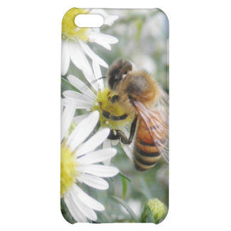 Bees Honey Bee Wildflowers Flowers Daisies Photo iPhone 5C Cover