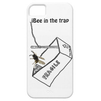 Bees in the trap, iPhone style iPhone SE/5/5s Case
