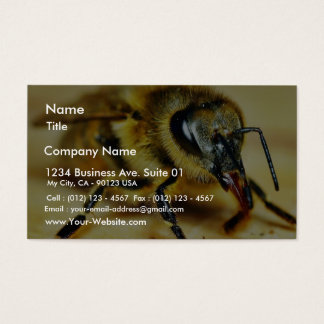 Bees Insects Business Card
