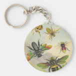 Bees Keychains