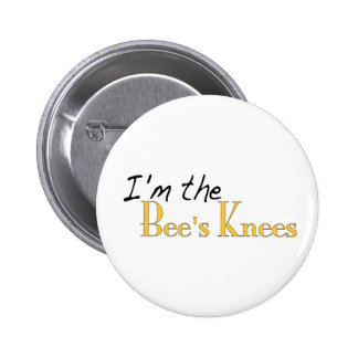 Bee'S Knees Pinback Button