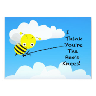 Bee's Knees Valentines Day Cards