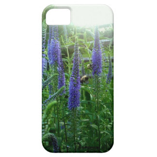 Bees Lavender Sun iPhone 5 Covers
