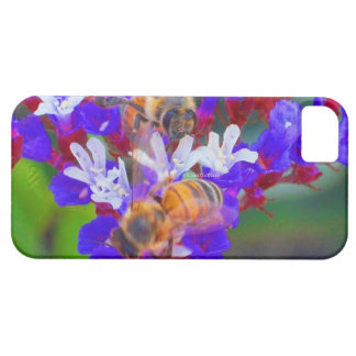 Bees, Love & Bliss iPhone SE/5/5s Case