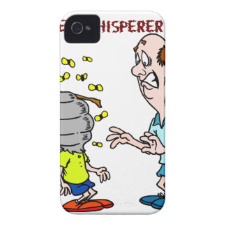Bees Lovers Bee Whisperer Bumblebee Case-Mate iPhone 4 Case