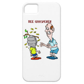 Bees Lovers Bee Whisperer Bumblebee iPhone SE/5/5s Case