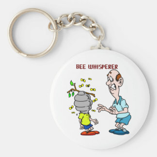 Bees Lovers Bee Whisperer Bumblebee Keychain