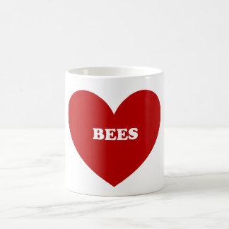 bees coffee mugs
