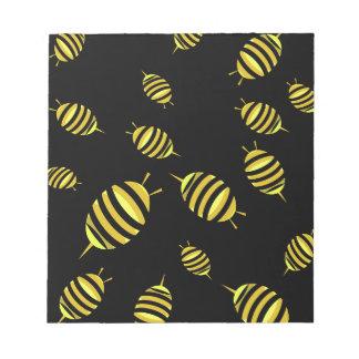 Bees Notepad