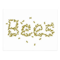 Bees Postcards