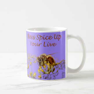 Bees Spice Up Your Life Mug